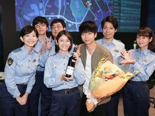 真木よう子&NEWS増田貴久「ボイス 110緊急指令室」クランクアップ