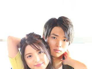 川島海荷、ラブシーン初挑戦 白洲迅とW主演で「僕らは恋がヘタすぎる」ドラマ化