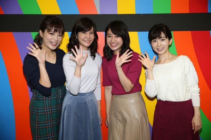 トークショー第1部の様子(C)テレビ朝日