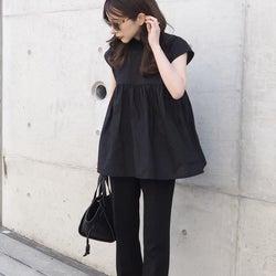 今年も黒が好き!夏に着たい重くならないブラックコーデ4選