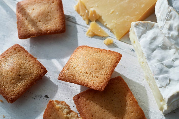 チーズフィナンシェ/画像提供:株式会社ケイシイシイ