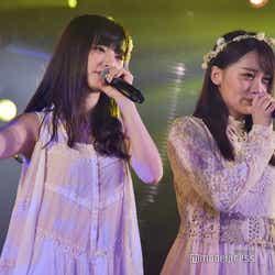武藤十夢、小嶋真子/ AKB48込山チームK「RESET」公演(C)モデルプレス