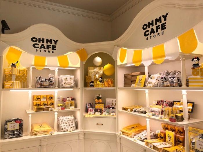 「OH MY!MINNIE MOUSE」OHMY CAFE(C)Disney