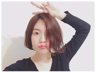 筧美和子のボブヘアアレンジがすごい!「可愛い」から「色っぽい」まで変幻自在