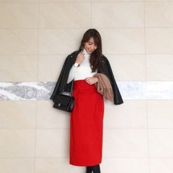 【色別・タイツの合わせ方】 靴や洋服との色合わせでおしゃれなタイツコーデ13選