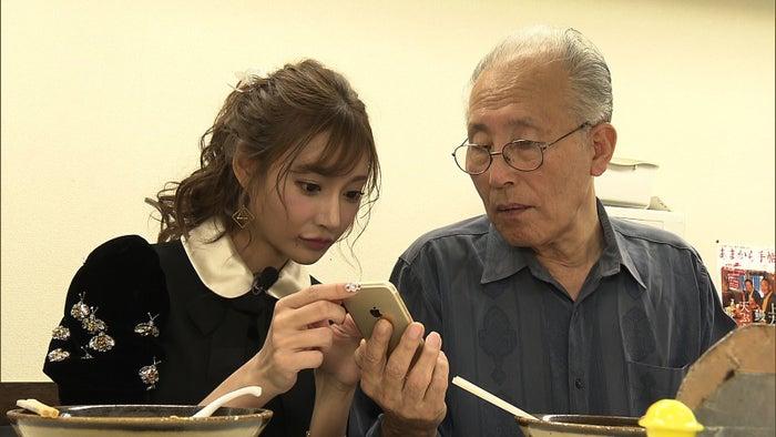 番組の様子(写真提供:朝日放送テレビ)