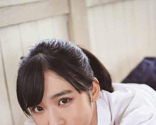 AKB48小栗有以、制服で溢れる清涼感 乃木坂46岩本蓮加らも登場