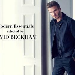街中がベッカムだらけに?デヴィッド・ベッカム×「H&M」第2弾も男の色気全開
