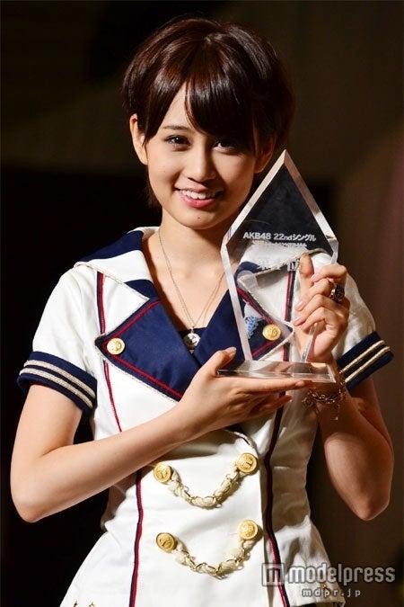 「AKB48第4回選抜総選挙 生放送SP」にスペシャルゲスト出演する前田敦子