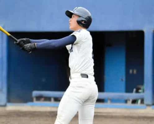 大阪桐蔭が快勝で8強進出 松尾特大ソロ 1年生前田が1失点完投