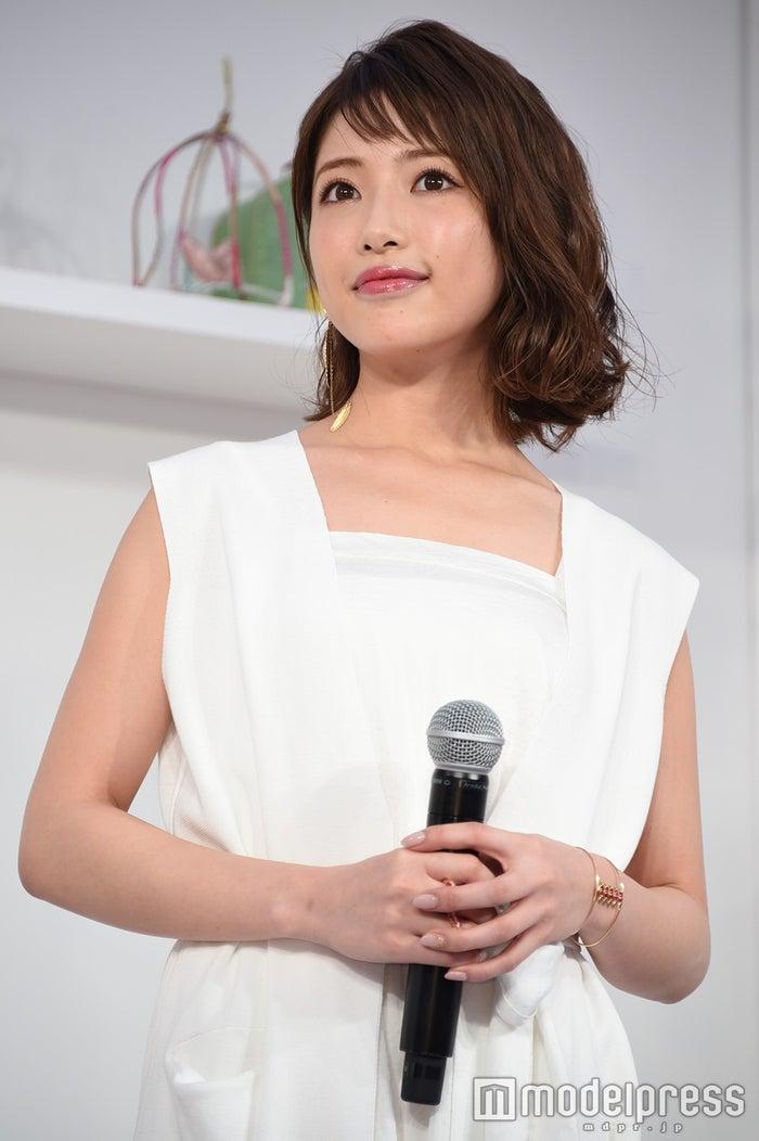 舟山久美子 (C)モデルプレス