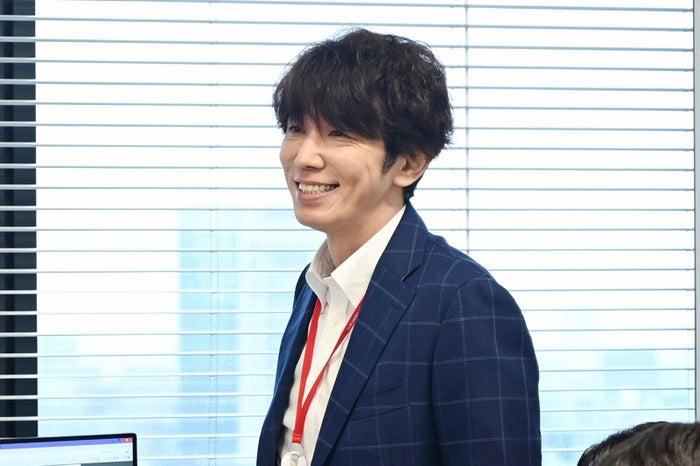 ユースケ・サンタマリア/「わたし、定時で帰ります。」最終話より(C)TBS