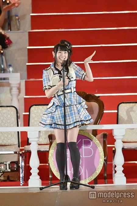 SKE48高柳明音、初の選抜入り 7年越しの悲願達成に「諦めないでよかった」<第7回AKB48選抜総選挙>(C)AKS【モデルプレス】