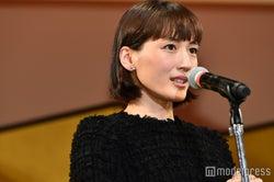 綾瀬はるかが駆けつけた 主演2作品が受賞「やったーと皆に伝えたい」<エランドール賞>