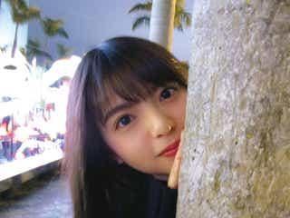 乃木坂46齋藤飛鳥の彼女感あふれる「ひょっこりはん」公開<乃木撮先行カット>