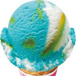 サンセット サーフィン/画像提供:B-R サーティワン アイスクリーム