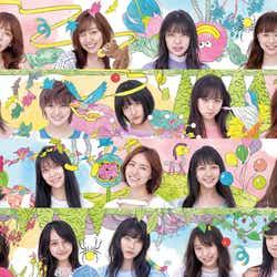 """モデルプレス - AKB48、ファンデなしの""""超ナチュラルメイク""""で撮影 「サステナブル」ジャケット写真&カップリングMV公開"""