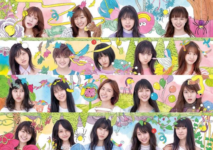 AKB48 56thシングル「サステナブル」(提供画像)