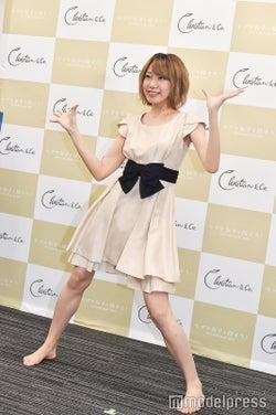 ダンスを披露するAzumi (C)モデルプレス