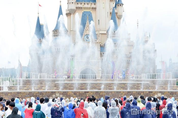 「ジュディとニックのジャンピン・スプラッシュ」(C)モデルプレス(C)Disney