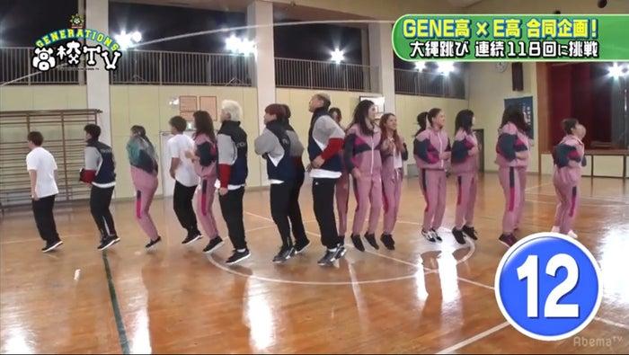 6日放送「GENERATIONS高校TV」より(C)AbemaTV