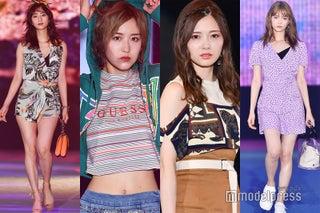 2019年春夏トレンド肌見せコーデまとめ<GirlsAward 2019 SPRING/SUMMER>
