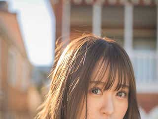 """元HKT48冨吉明日香、初写真集「僕だけが知る花」で""""新しい一面"""""""