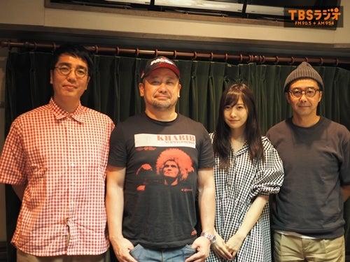 小木博明、ケンドーコバヤシ、佐野ひなこ、矢作兼(提供写真)