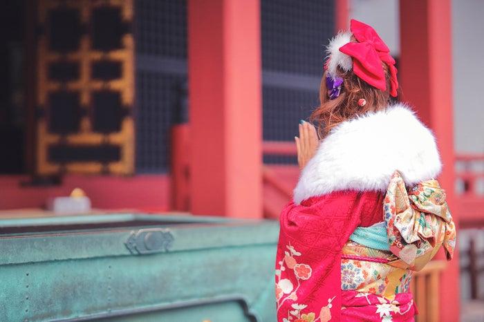 神社とお寺では参拝の手順が異なるので注意(photo by GIRLY DROP)