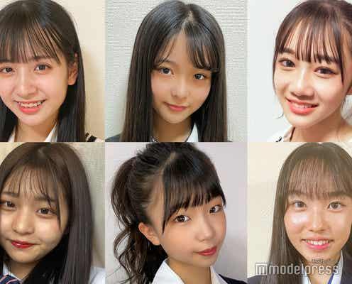 「JCミスコン2021」西日本Bブロック候補者公開 投票スタート<日本一かわいい女子中学生>