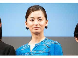 尾野真千子、天才子役・柴崎楓雅を絶賛「見習わないといけないなって感じでした(笑)」