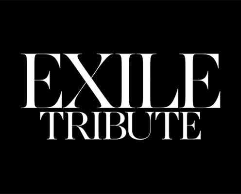 Jr.EXILE 4組による「EXILE TRIBUTE」シングルが4週連続で発売決定