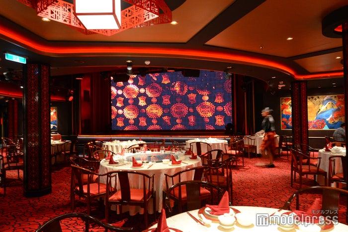 シルクロードチャイニーズレストラン(中華料理/有料)(C)モデルプレス