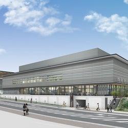 「奈良 蔦屋書店」2020年春開業、ブックカフェ座席数は地域最大級に