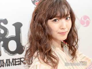 鈴木愛理、初ランウェイ後を直撃!「モデルとしてはまだまだ新人」歌手との違いを明かす<モデルプレスインタビュー>