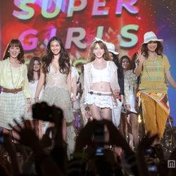 藤井リナ、佐々木希、長谷川潤らに台湾女子8000人が釘付け 吉本発のガールズイベント開催