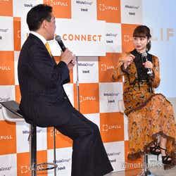 (右)平愛梨(C)モデルプレス