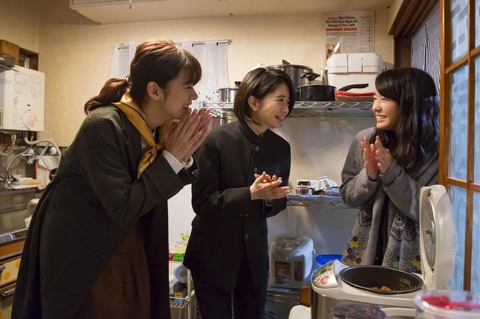 ドラマ「ホクサイと飯さえあれば」より(C)鈴木小波/講談社・「ホクサイと飯さえあれば」製作委員会・MBS