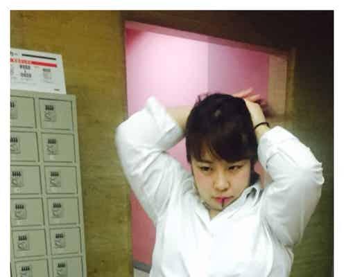 """""""カトパン似""""餅田コシヒカリ、MAX体重時のショット公開 22キロ減で衝撃アフター写真も"""