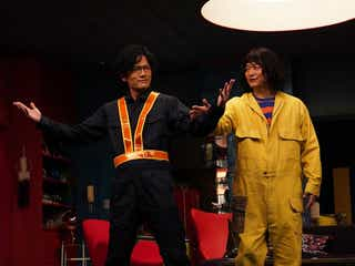 稲垣吾郎、香取慎吾主演「誰かが、見ている」に出演 7年ぶりドラマ共演