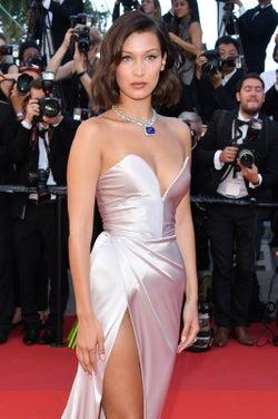 ベラ・ハディッド(Bella Hadid)(2017年「第70回カンヌ国際映画祭」より)/photo:Getty Images