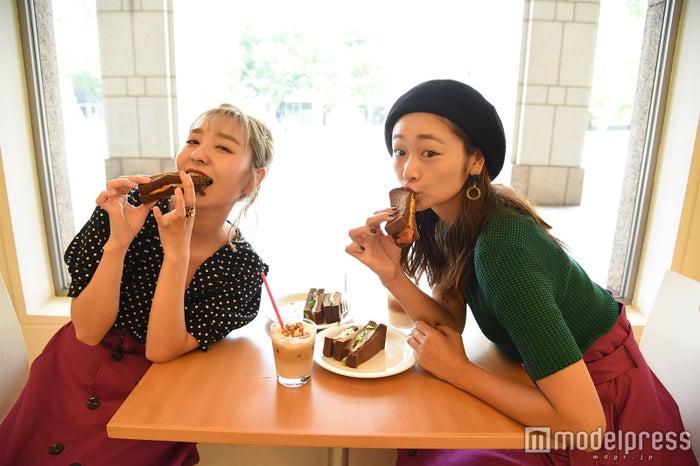 Café 小倉山にて(C)モデルプレス