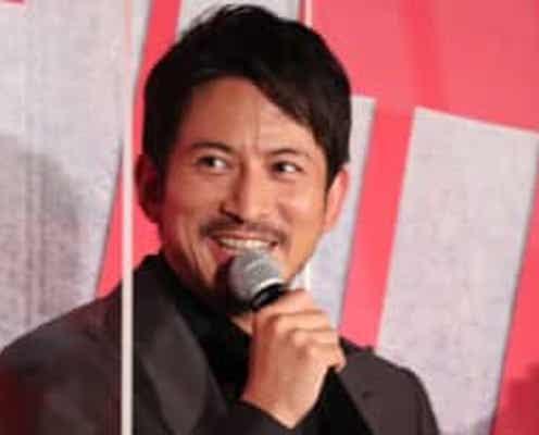 岡田准一「拍手で全力で伝えて」「ザ・ファブル」初有観客イベントに感謝!木村文乃には「セクシー!」連呼?