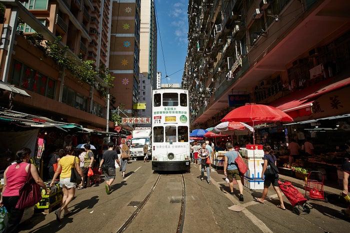 画像提供:香港政府観光局