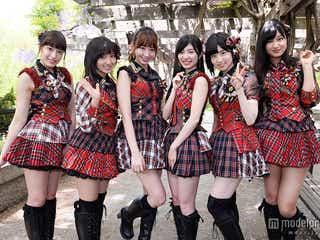 AKB48、6年ぶりの試みに歓声鳴り止まず