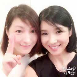 """モデルプレス - 黒木瞳&広末涼子、""""17年ぶりの親子ショット""""公開"""