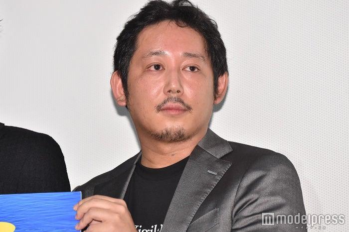入江悠監督(C)モデルプレス