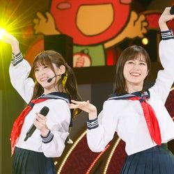 松村沙友理、生田絵梨花「さ~ゆ~Ready? 松村沙友理卒業コンサート~」(提供写真)