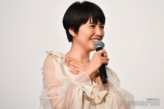 「今日1日すごく心細くて!」とぶっちゃける長澤まさみ (C)モデルプレス