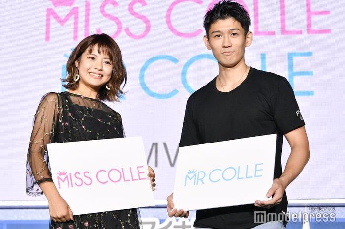 山口友理香さん、菅原昌平さん(C)モデルプレス